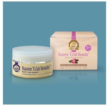 Bálsamo Revigorante (99,7% BIO) Karité-Rose Musquée-Verveine exotique