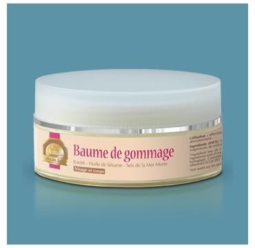 Bálsamo de esfoliação suave Karité-Sésamo-Sel de Gommage