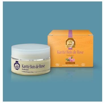Karité com aroma Pau-Rosa
