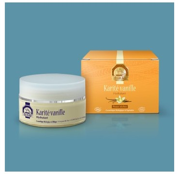 Karité com aroma Baunilha