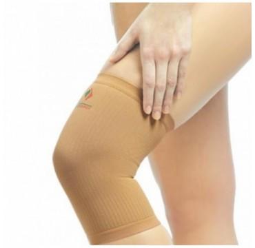 Joelheira. Ligadura tubular multiuso medicinal elástica, fixação faixa do joelho