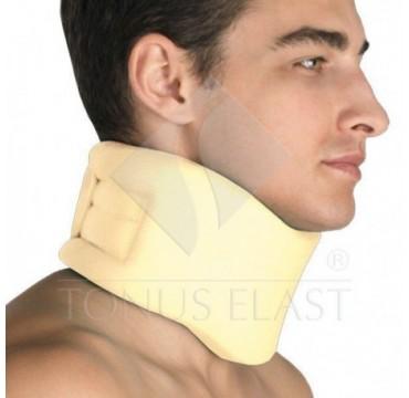 Colar cervical adulto. Suporte medicinal para cabeça, com fixação suave para vértebra cervical